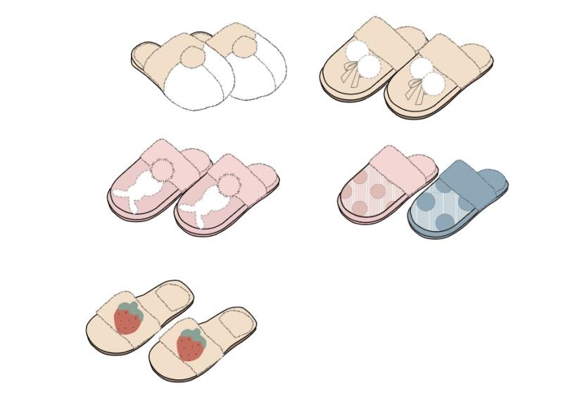 家居棉拖鞋