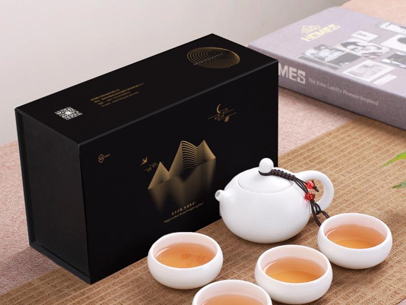 """""""看茶""""包装"""