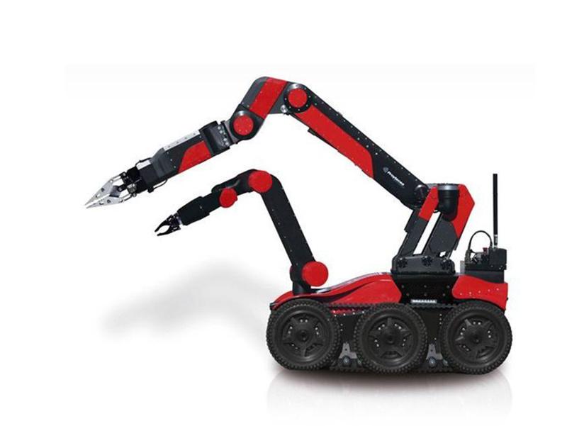 智能探测工具车