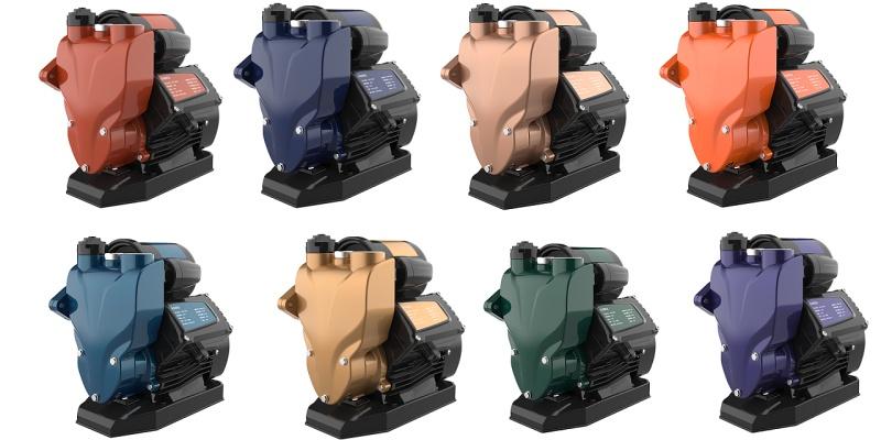 水泵泵头设计