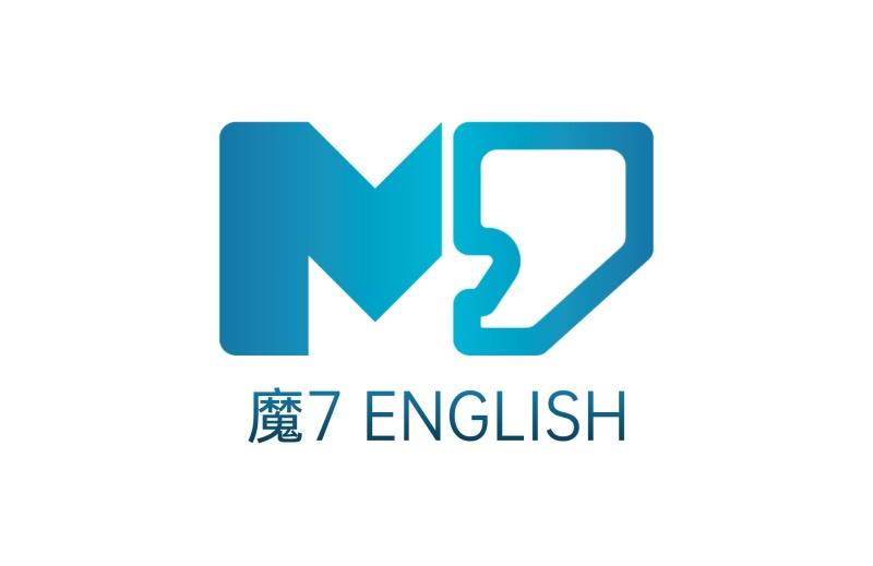 魔7英语logo