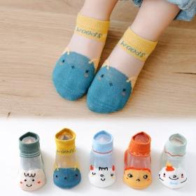 自然寶貝組合童襪
