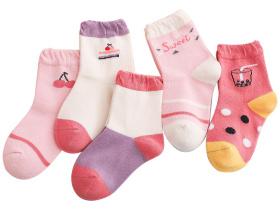 2020秋冬儿童袜