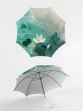 中國風雨傘