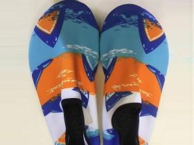 沙灘鞋圖案