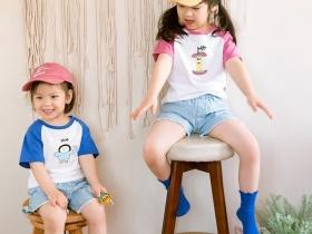 小童女运动休闲外出服装