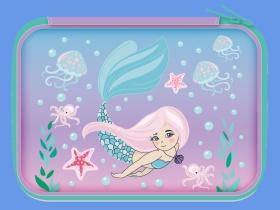 EVA美人魚筆袋