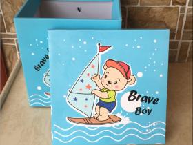 圣诞节生日卡通礼盒