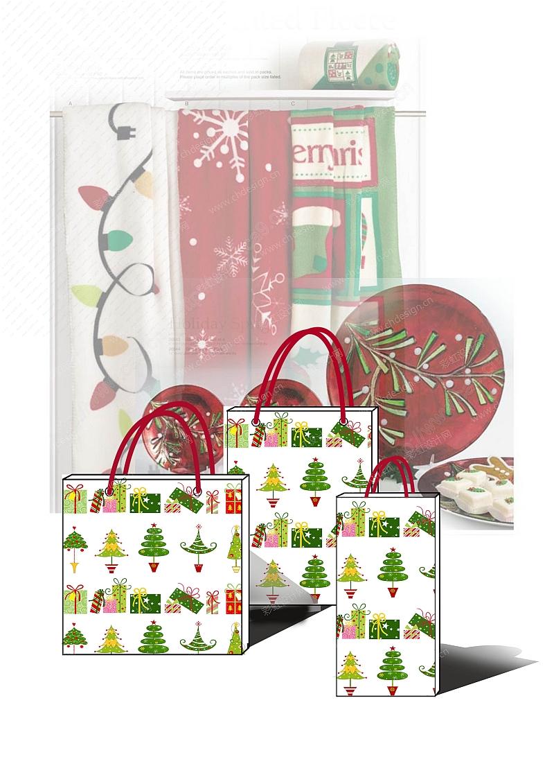 礼物+圣诞树