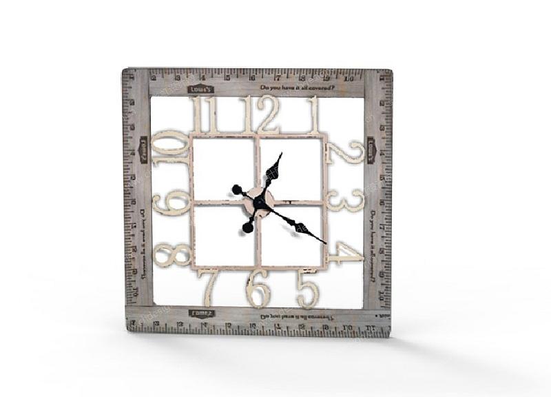 尺子元素(时钟)