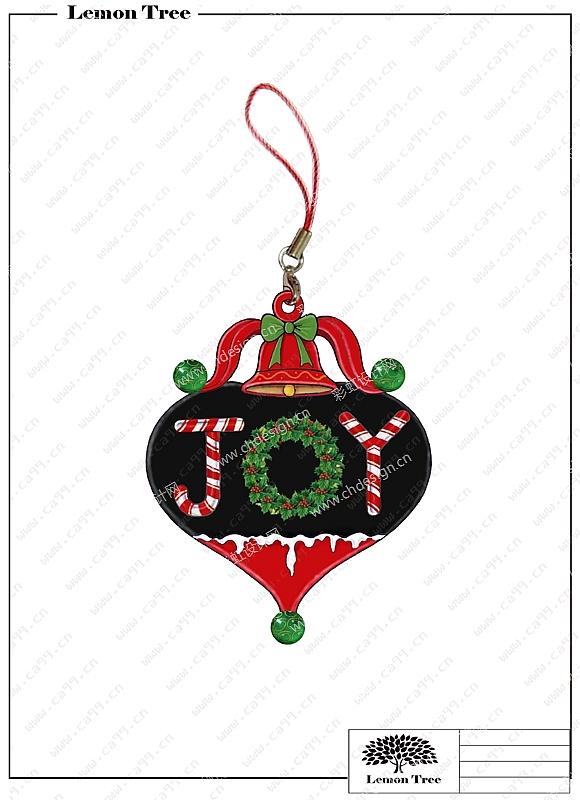 圣诞挂饰吊件