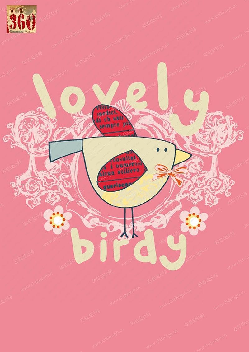 情人节小鸟