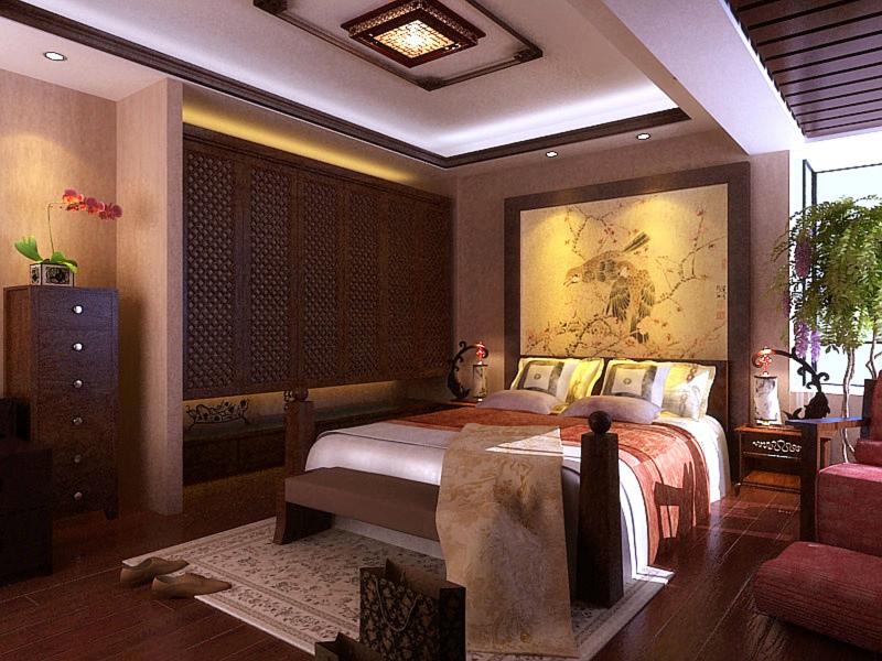 中式住宅室内设计