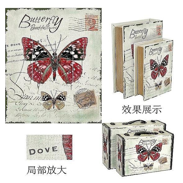 书盒箱包图纸