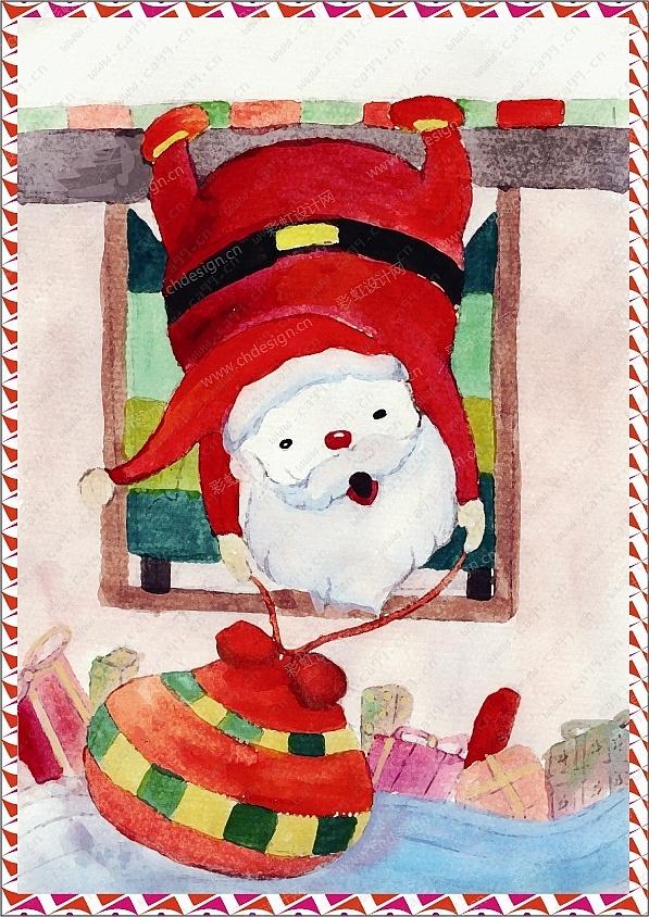 圣诞节圣诞老公