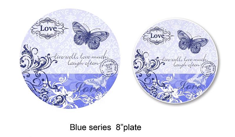 陶瓷餐具四件套
