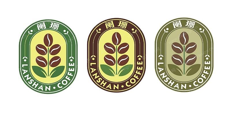咖啡标志logo