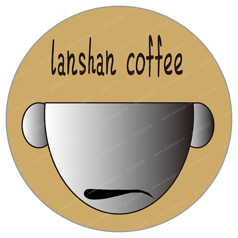 阑珊咖啡logo