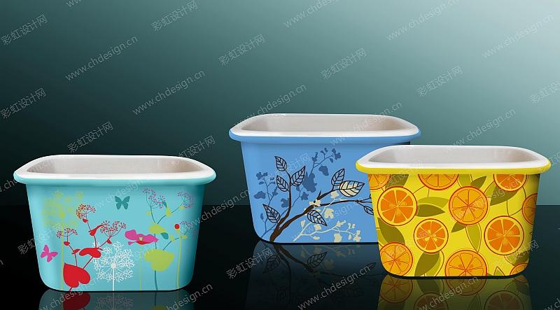 陶瓷储物罐