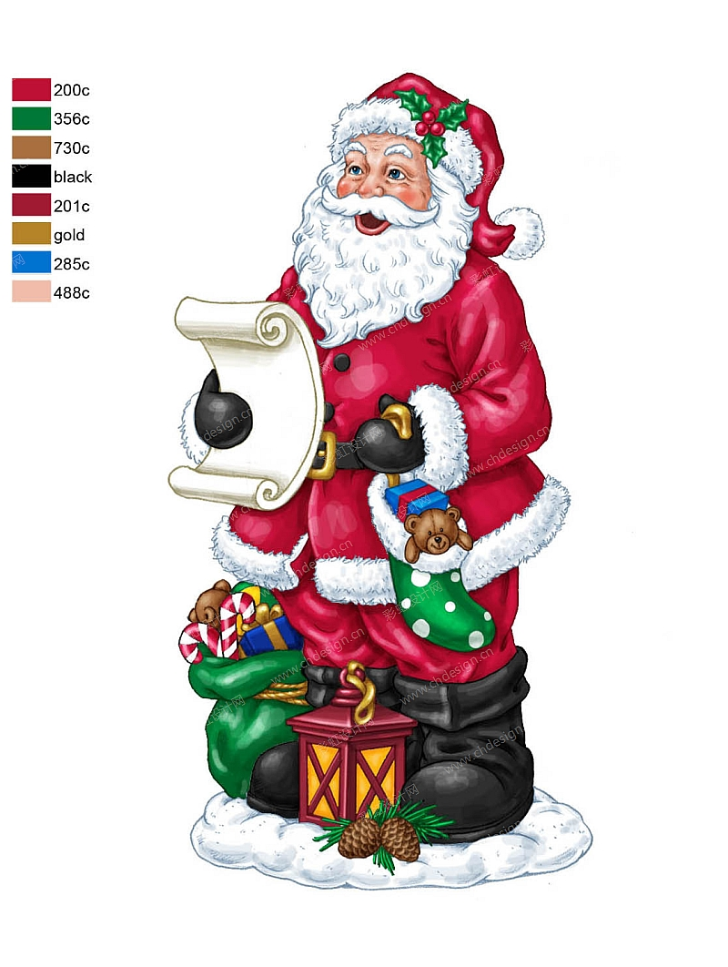 圣诞礼品麋鹿