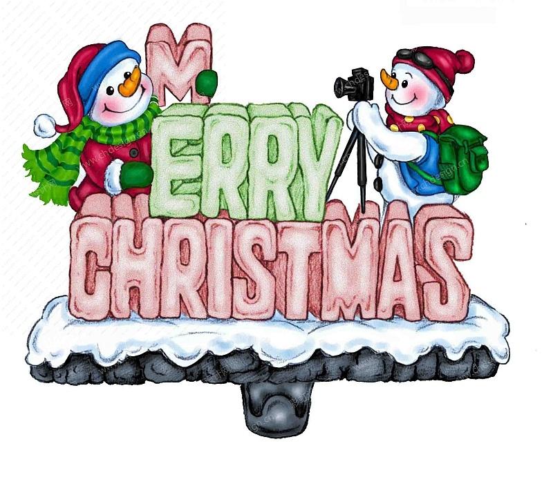 圣诞礼品雪人
