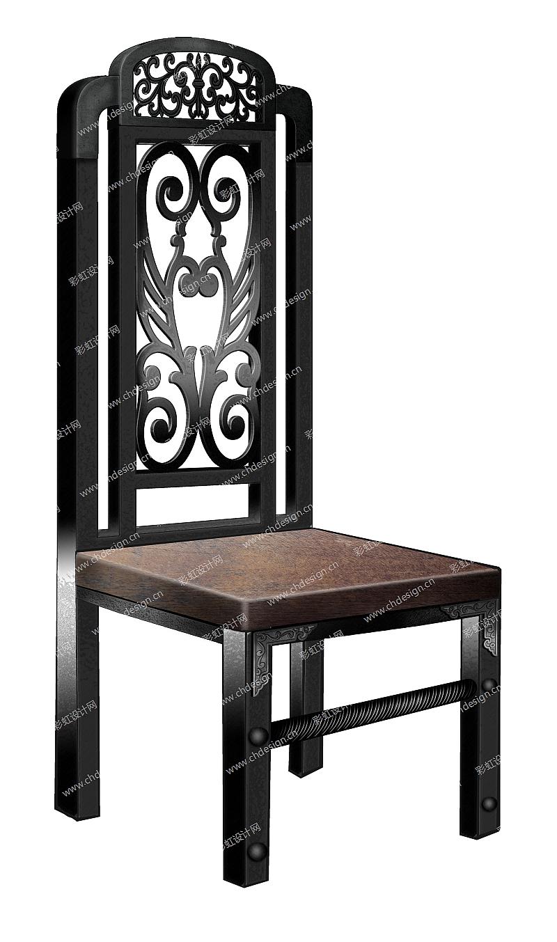 铁木椅子设计