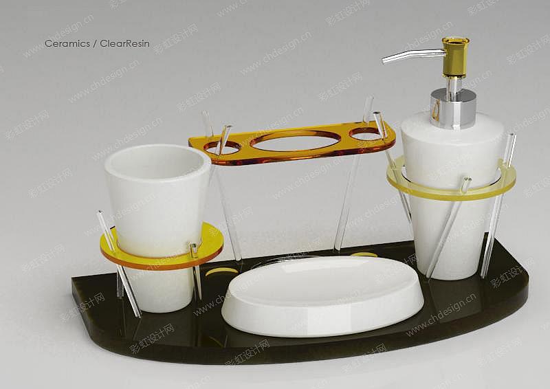 陶瓷卫浴组合套件