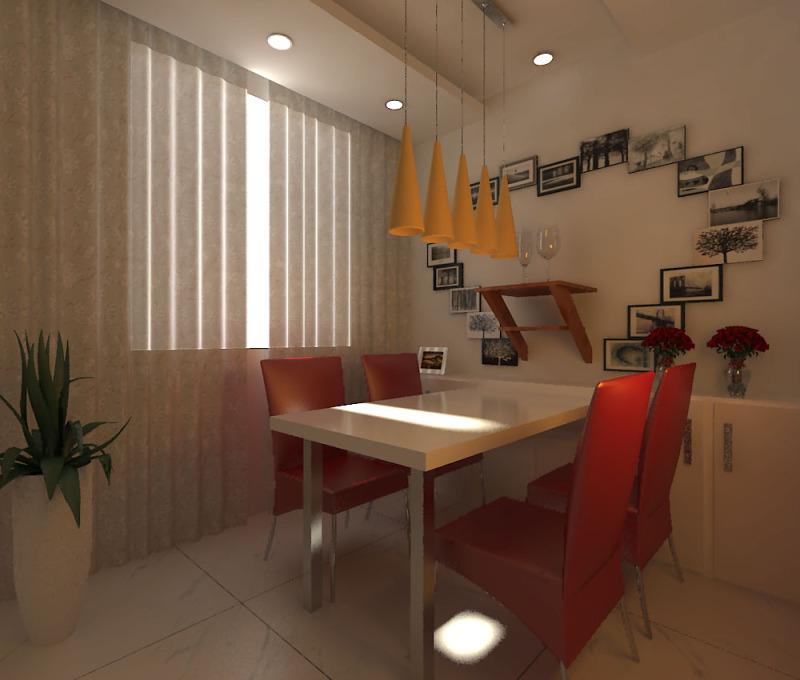 家庭装修设计(效果图设计)