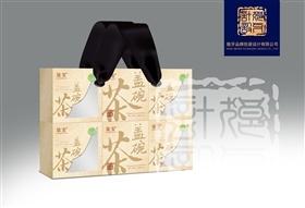 盖碗养生茶- 礼品盒包装设计