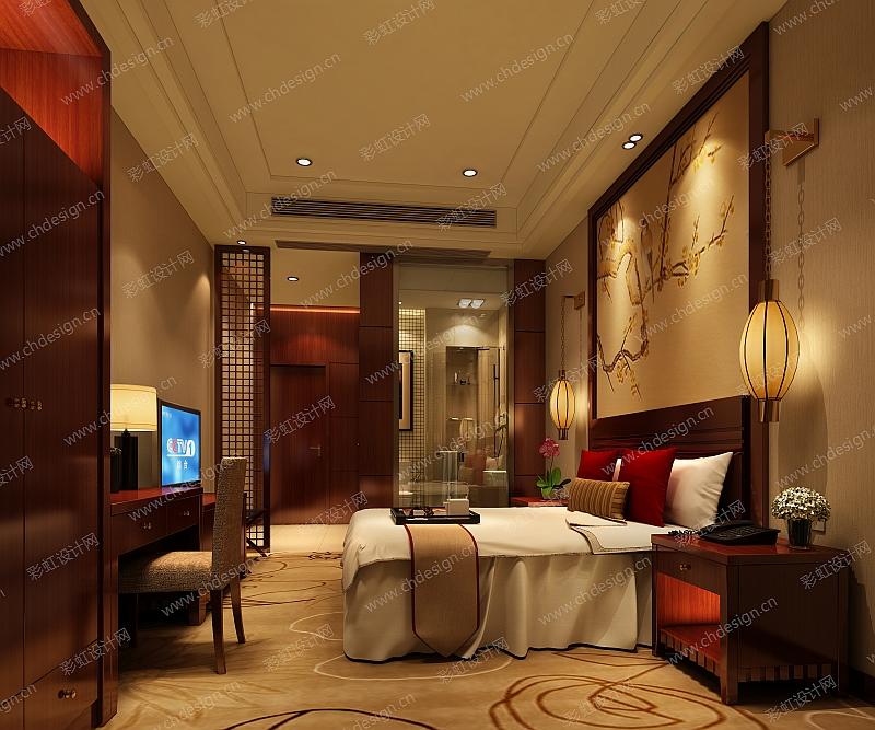 新中式酒店装修设计