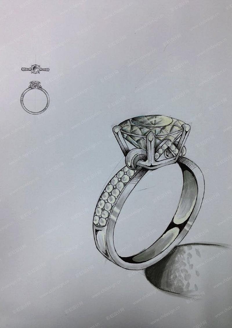 国内款戒指设计