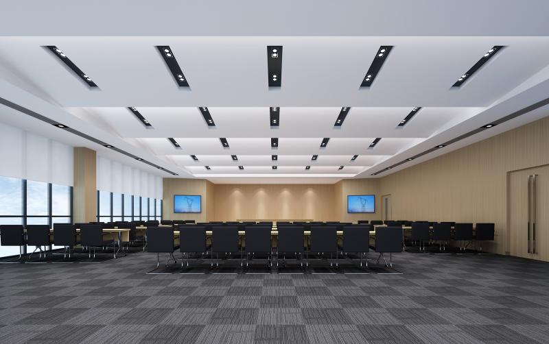 大办公区设计