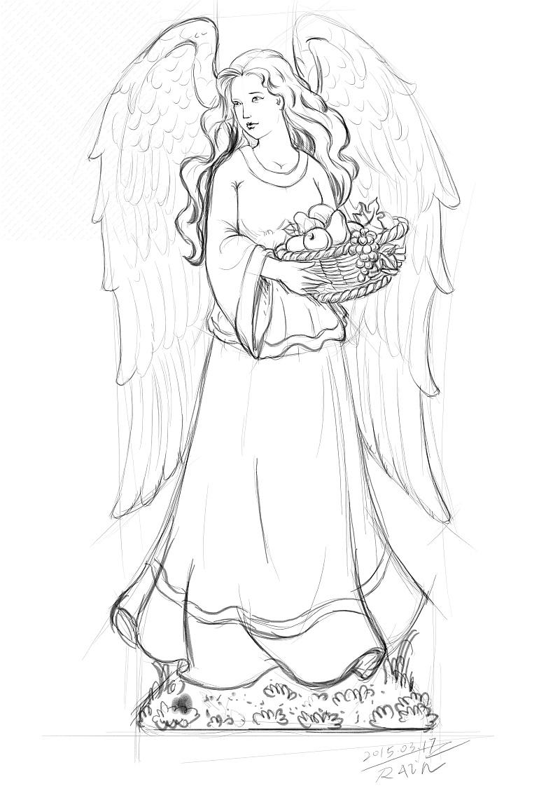 天使摆饰-2
