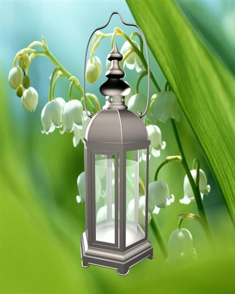 工艺品风灯产品设计