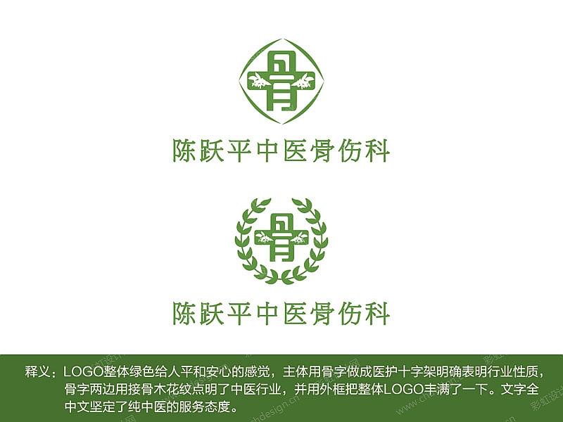 中医骨科logo