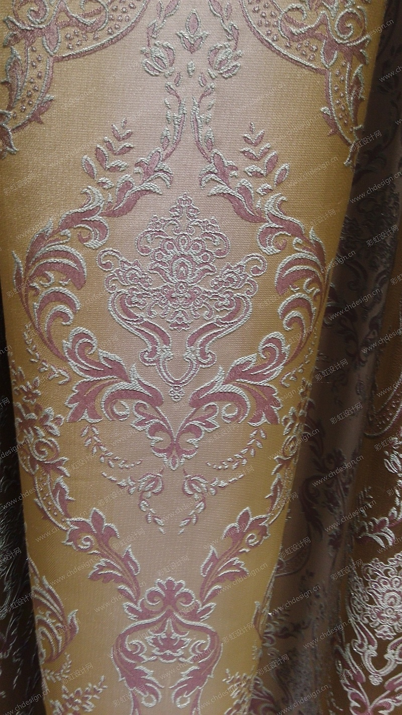 家纺布艺图案 印花 绣花 提花 手绘 电脑绘 国际纺织品流行色应用及 拓展
