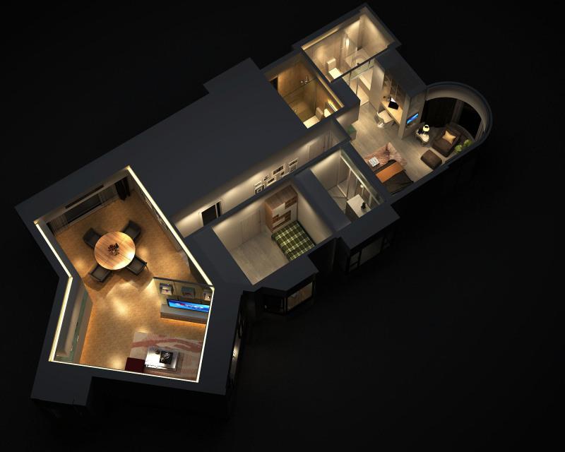 香港雅丽德室内设计