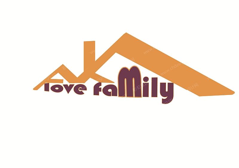 爱家 logo