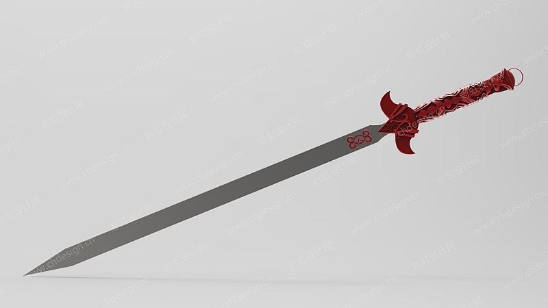 漫画《风云》之火麟剑玩具