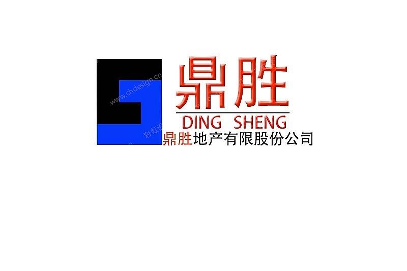 鼎胜地产logo