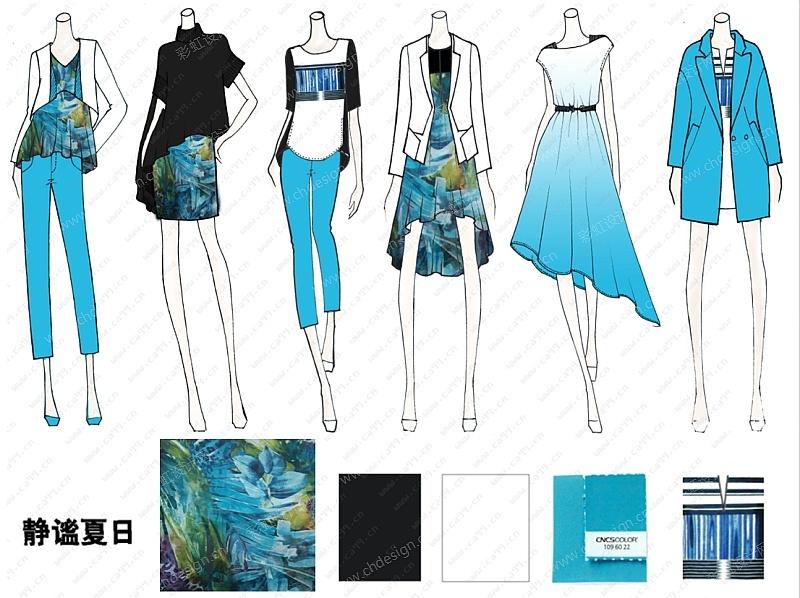 2016春夏设计企划(时尚简约轻奢风格)3