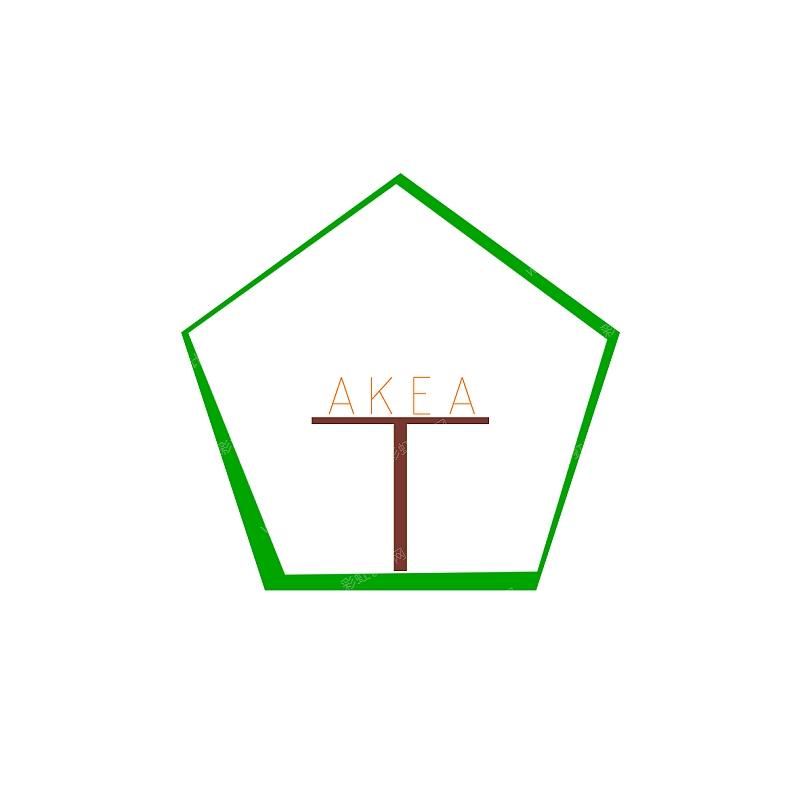 绿房子——AKEA-01LOGO设计