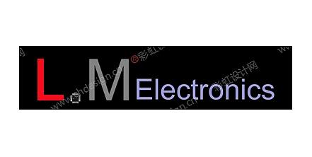 励铭电子科技logo设计
