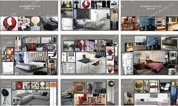 北京CDD售楼处及其他软装配饰项目
