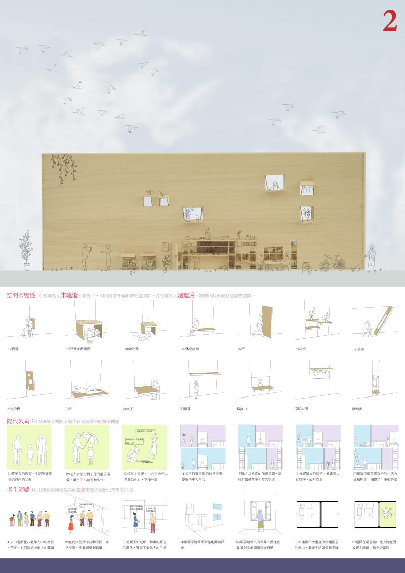 建筑设计方案 小型住宅 充满创意 对未来的思考 日式风格