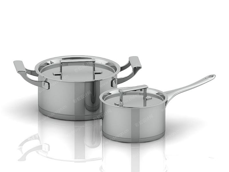 不锈钢煲配件设计