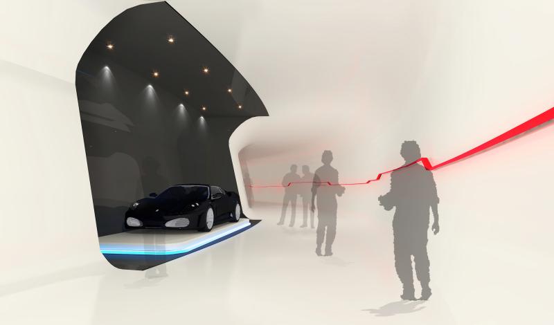 红旗汽车博物馆概念设计