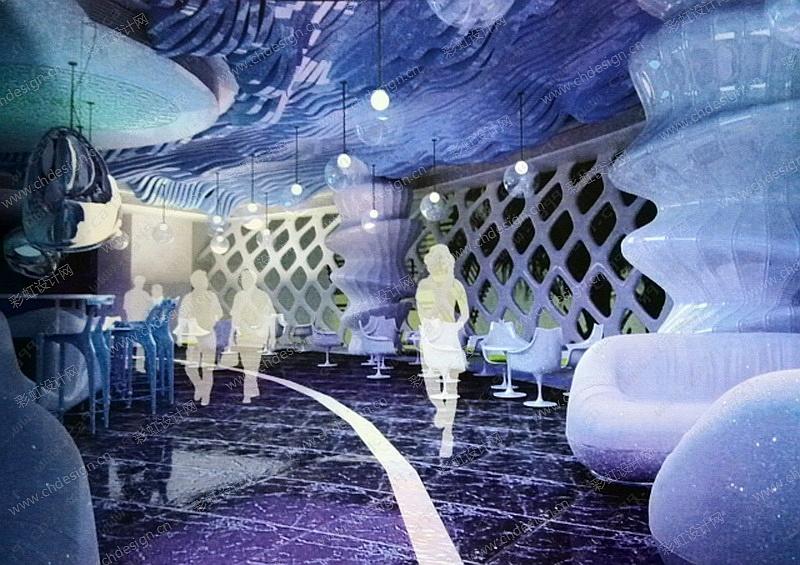 另类酒店设计(冰与水)