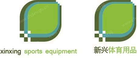 体育用品LOGO设计