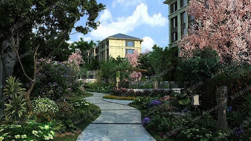 小区景观设计